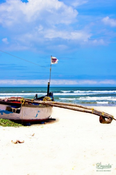 Hotel Longuinhos Beach Resort (fotografie 8)