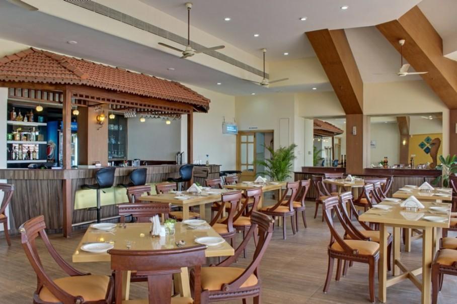 Hotel Longuinhos Beach Resort (fotografie 10)
