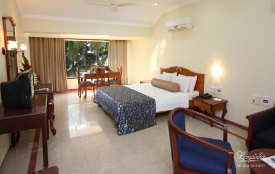 Hotel Longuinhos Beach Resort (fotografie 13)