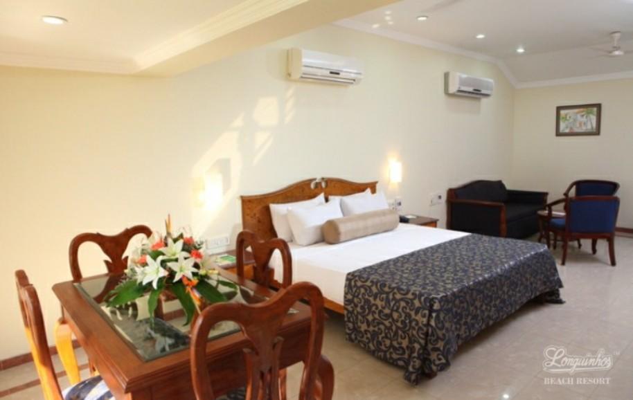 Hotel Longuinhos Beach Resort (fotografie 14)