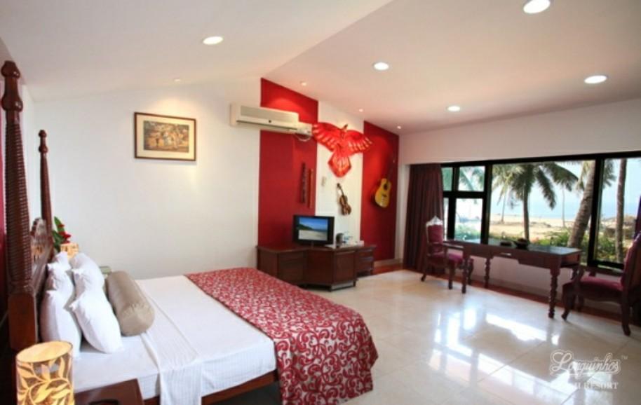 Hotel Longuinhos Beach Resort (fotografie 15)