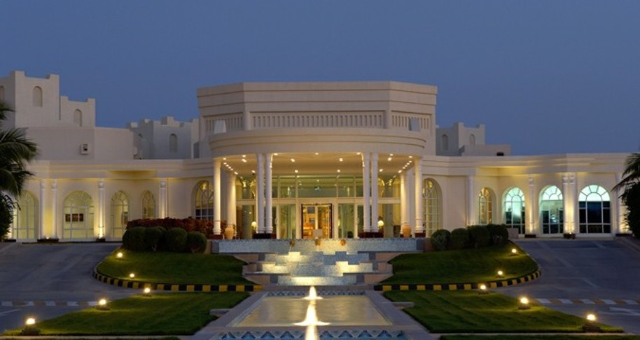 Hotel Salalah Hilton (fotografie 1)