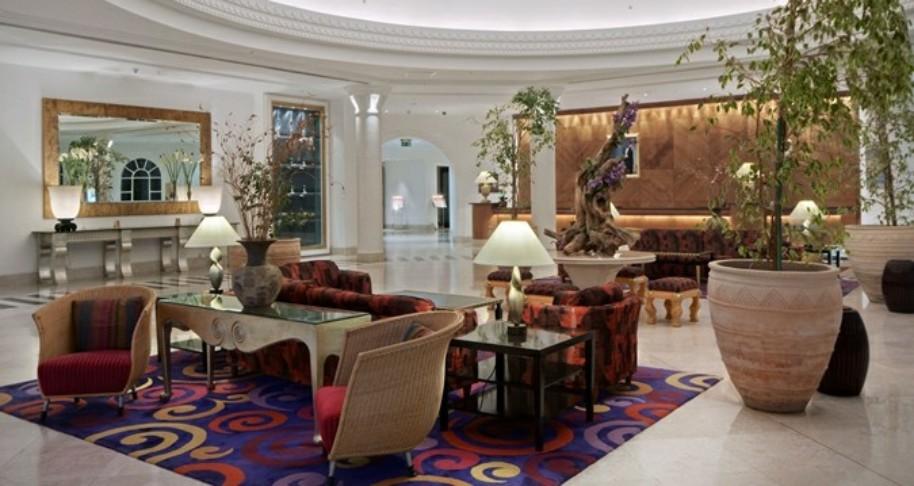 Hotel Salalah Hilton (fotografie 6)