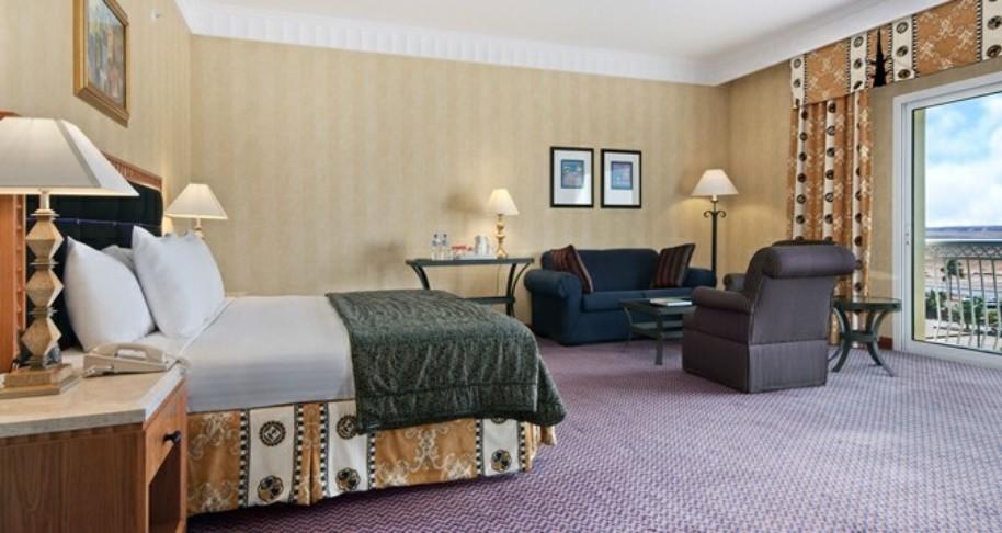 Hotel Salalah Hilton (fotografie 7)
