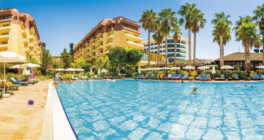 Hotel Meryan (fotografie 1)