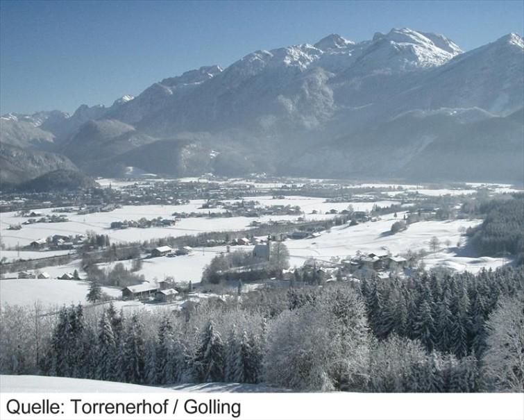 Apartmány Gasthof Torrenerhof (fotografie 14)