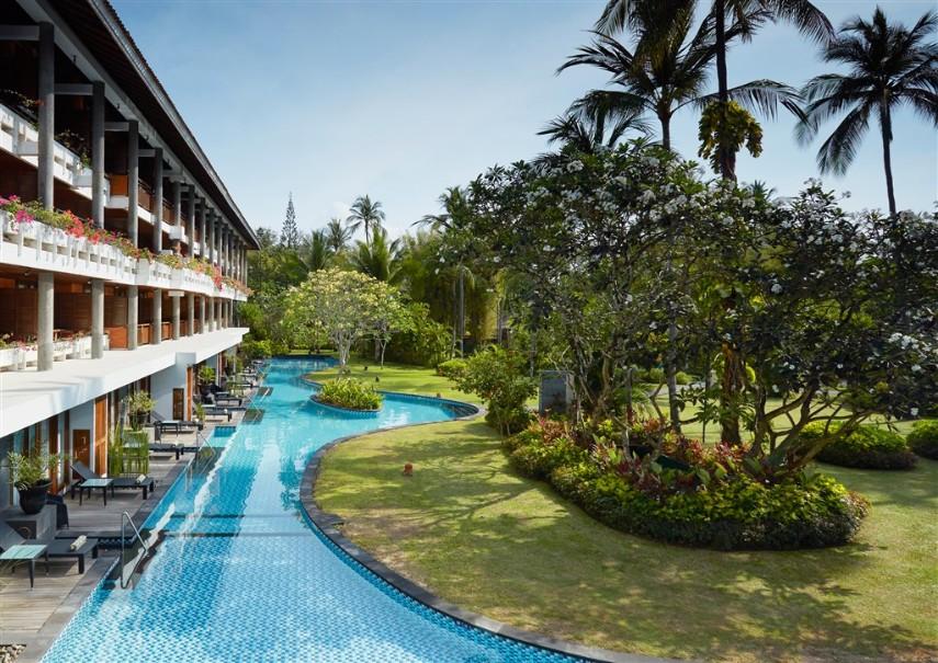 Hotel Melia Bali (fotografie 1)