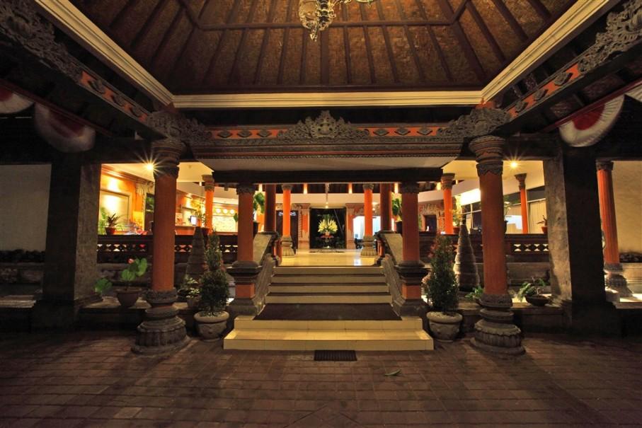 Hotel Puri Saron (fotografie 9)