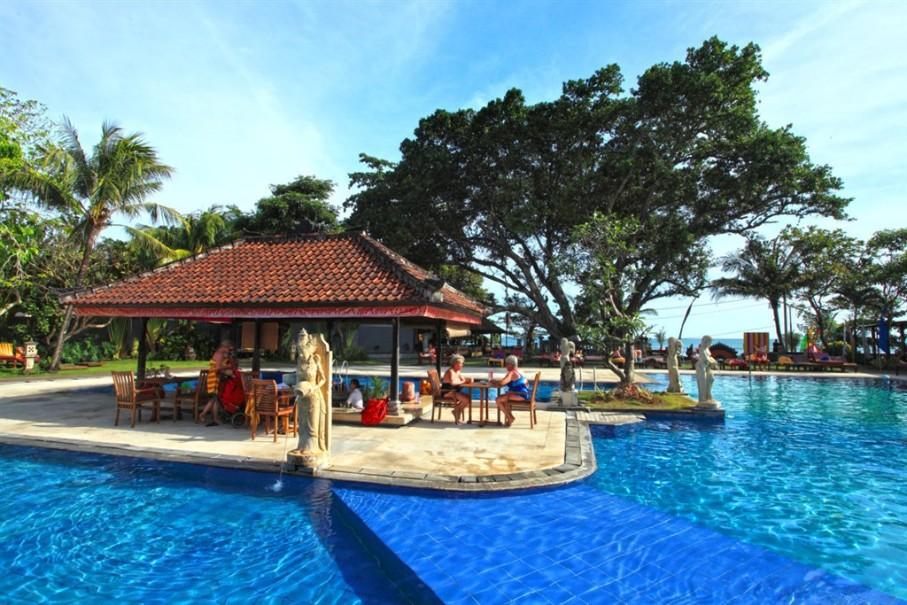 Hotel Puri Saron (fotografie 15)