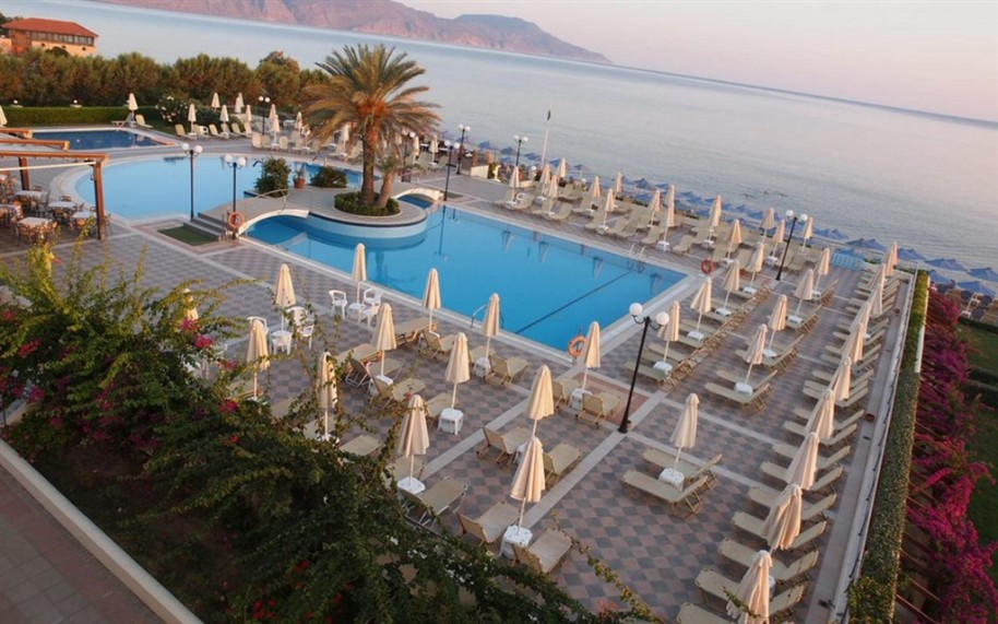 Hotelový komplex Hydramis Palace (fotografie 2)