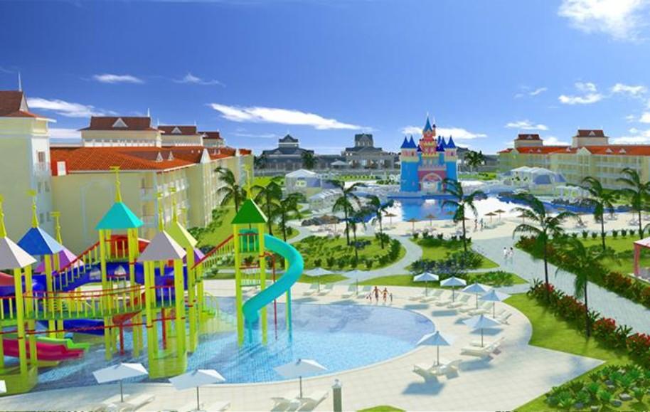 Hotel Luxury Baihia Principe Fantasia (fotografie 1)