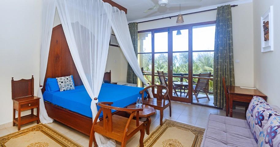 Hotel Sunset Kendwa (fotografie 12)