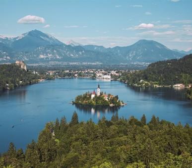 Slovinsko - krajem ledovcových jezer až k rozpálenému Jadranu