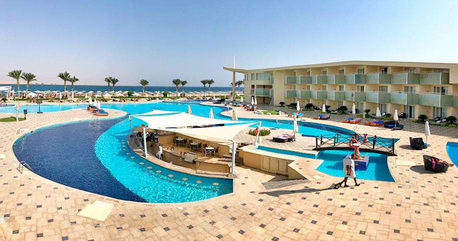 Hotel Barceló Tiran Sharm Resort (fotografie 2)
