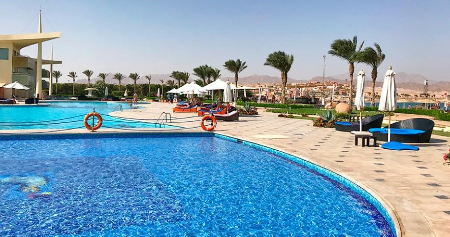 Hotel Barceló Tiran Sharm Resort (fotografie 3)