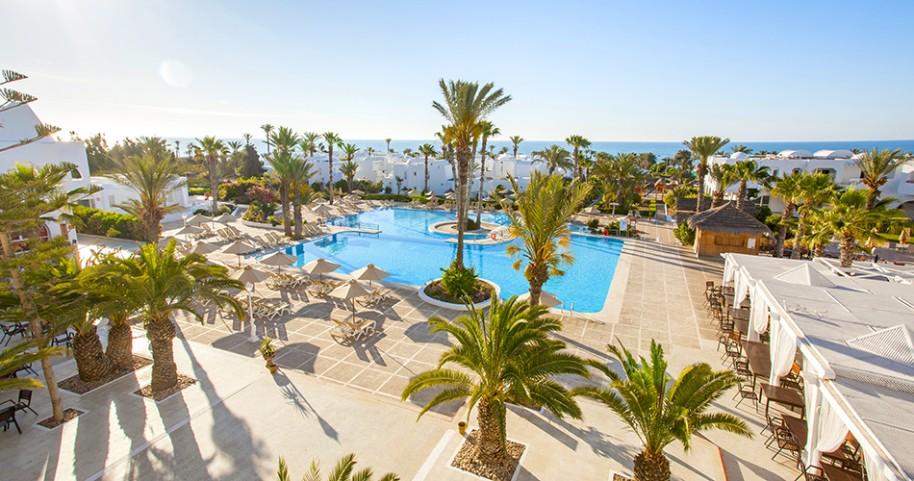 Hotel Seabel Aladin Djerba (fotografie 1)