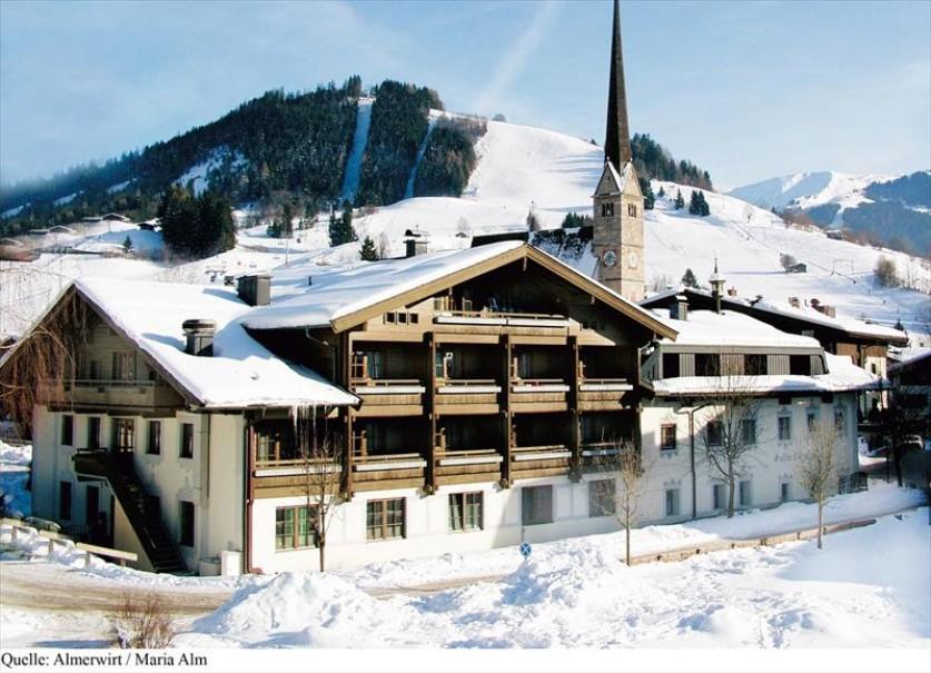 Gasthof Almerwirt v Maria Alm (fotografie 1)