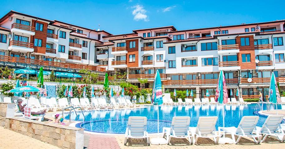 Hotel Festa Gardenia Hills (fotografie 1)