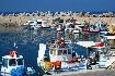 Kréta Ierapetra přístav moře lodě Řecko