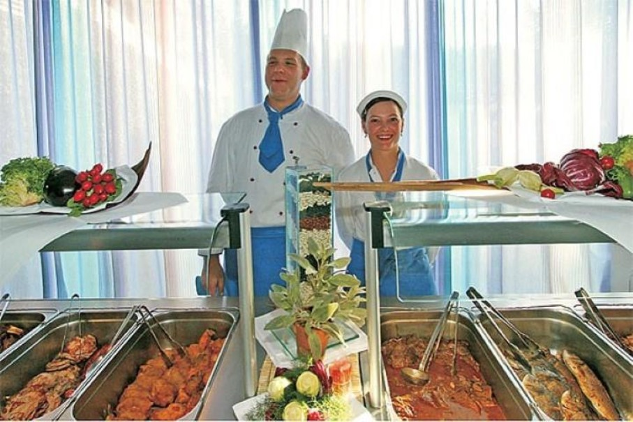Hotelový komplex Delfin (fotografie 21)