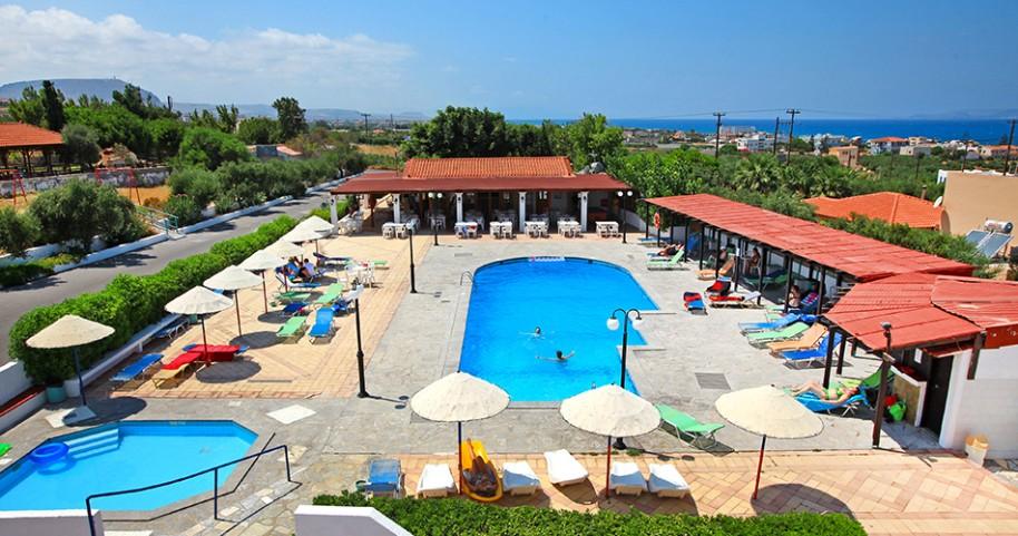 Hotel Galini (fotografie 1)