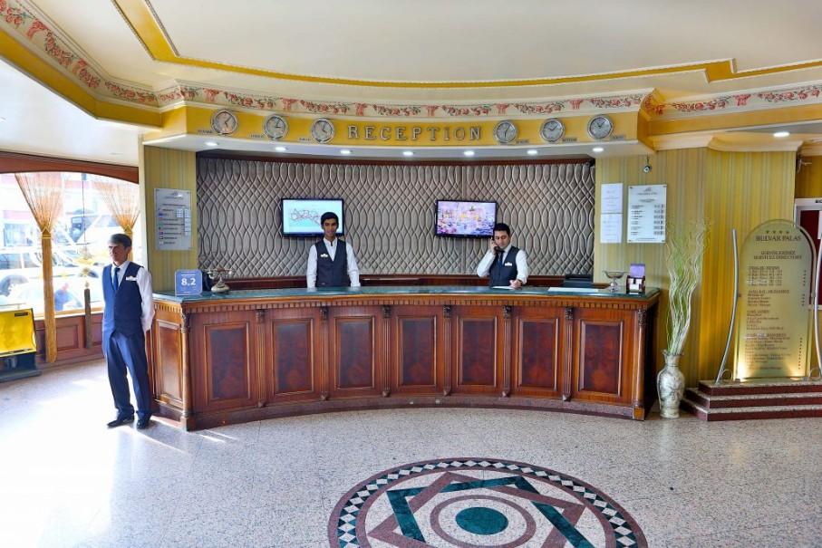 Hotel Bulvar Palas (fotografie 6)