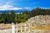 Kos archeologické naleziště město antika Řecko