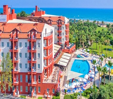 Hotel Royal Atlantis Beach