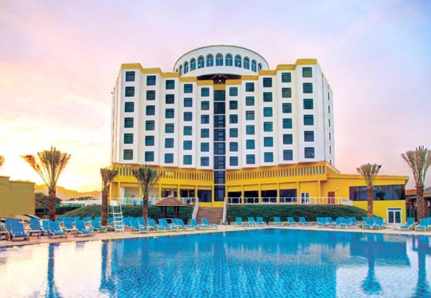 Oceanic Khorfakkan Resort & Spa (fotografie 2)