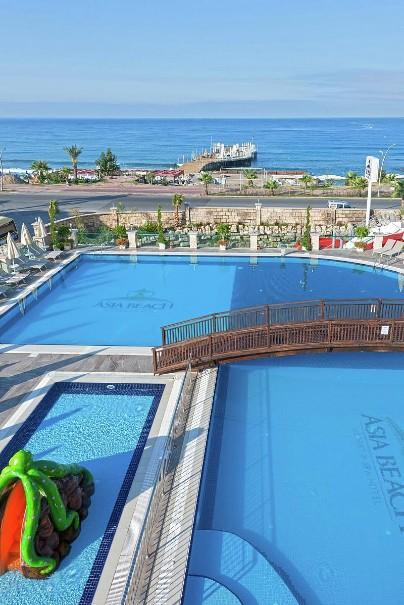 Asia Beach Resort (fotografie 20)