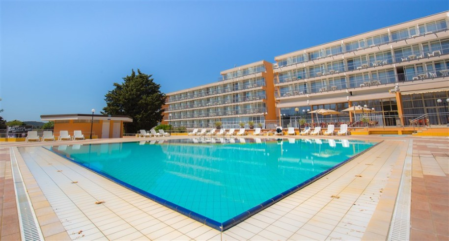 Arena Hotel Holiday (fotografie 9)