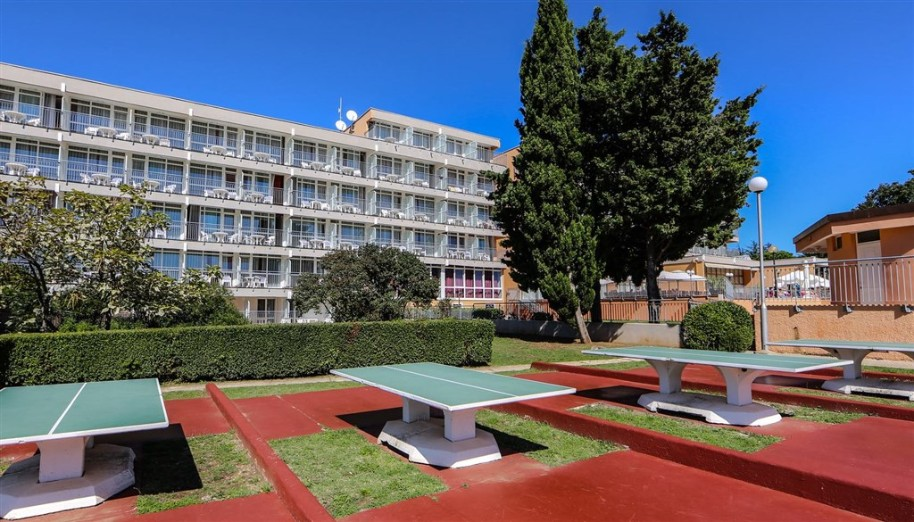 Arena Hotel Holiday (fotografie 10)