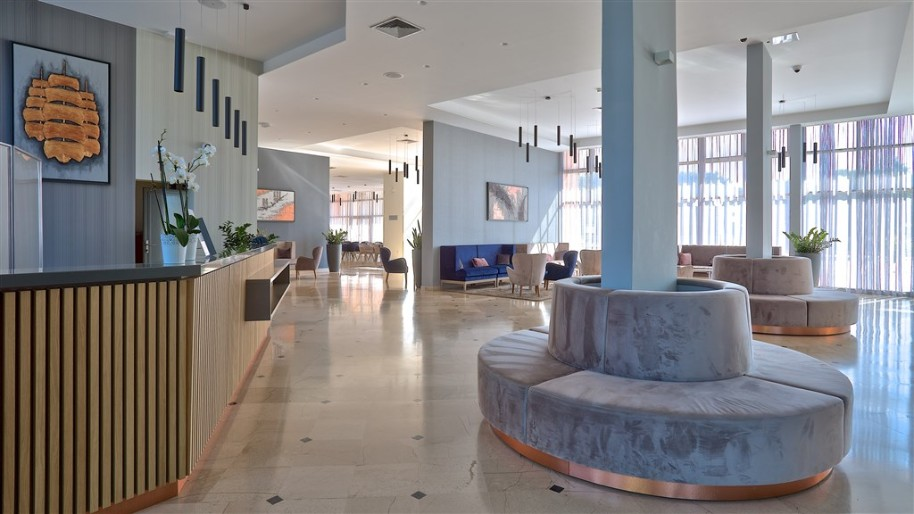Arena Hotel Holiday (fotografie 13)