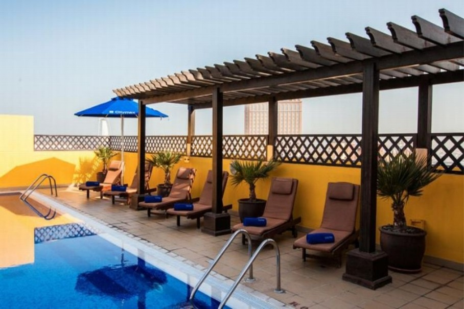 Citymax Hotel Al Barsha At The Mall (fotografie 13)