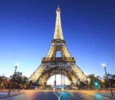 Nejkrásnější místa Paříže