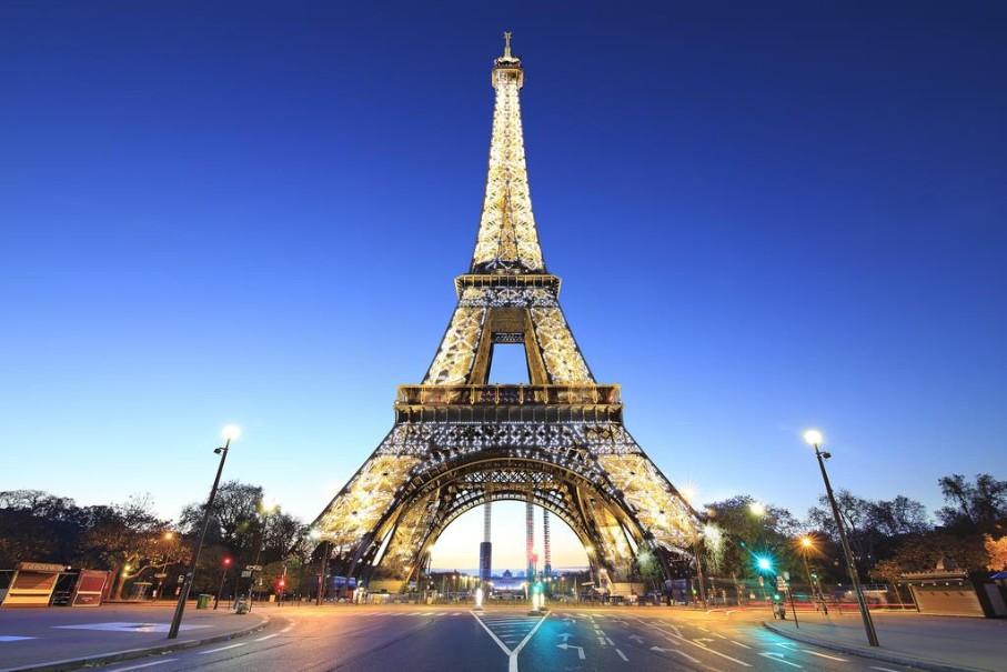 Nejkrásnější místa Paříže (fotografie 1)