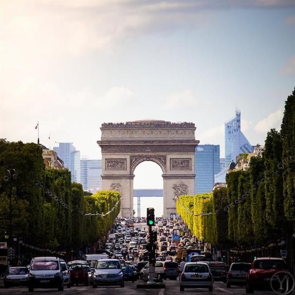 Kouzelná Paříž a Versailles (fotografie 25)