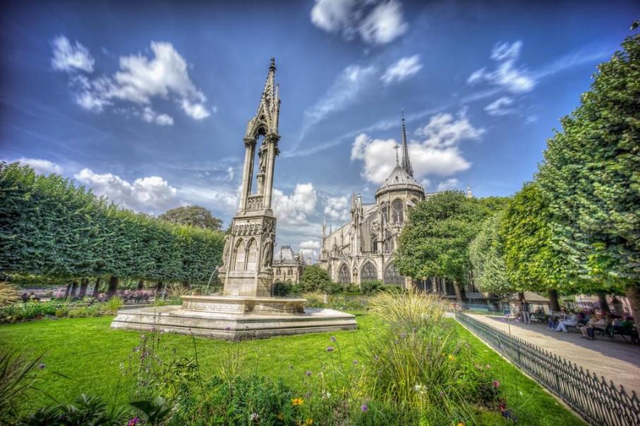 Nejkrásnější místa Paříže (fotografie 4)