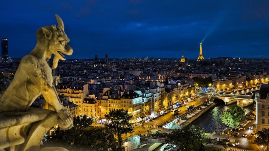 Nejkrásnější místa Paříže (fotografie 5)
