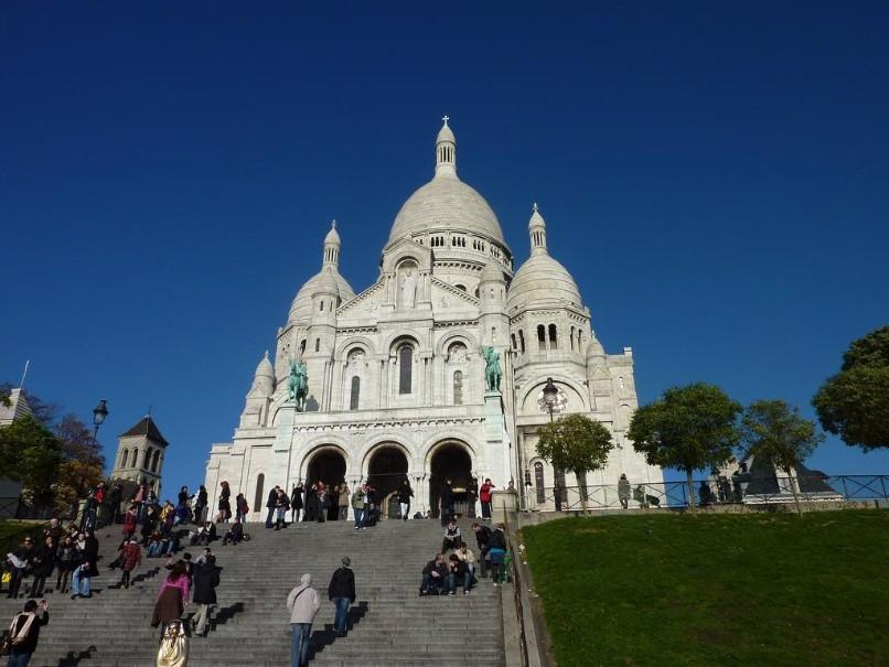 Nejkrásnější místa Paříže (fotografie 6)