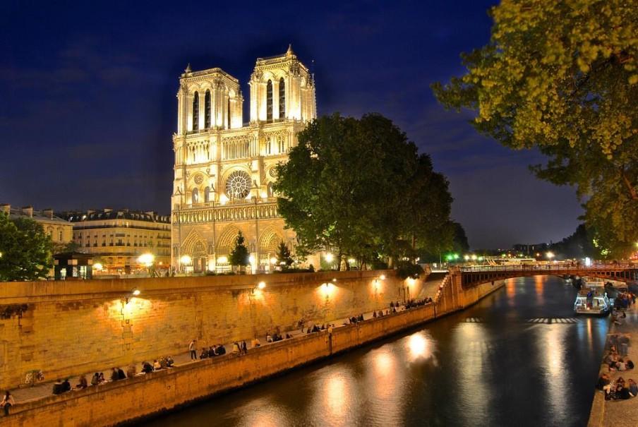 Nejkrásnější místa Paříže (fotografie 3)