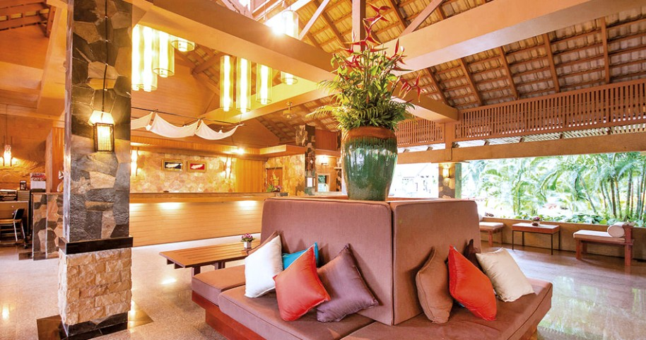 Hotel Phuket Island View (fotografie 8)