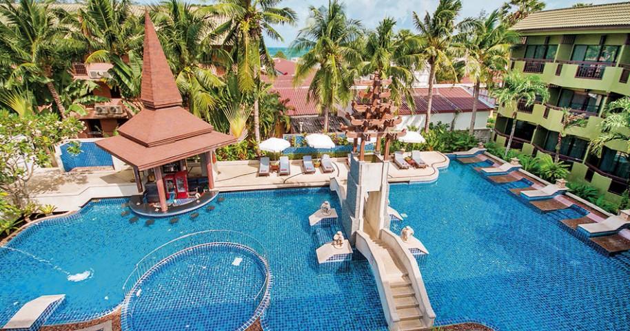 Hotel Phuket Island View (fotografie 1)