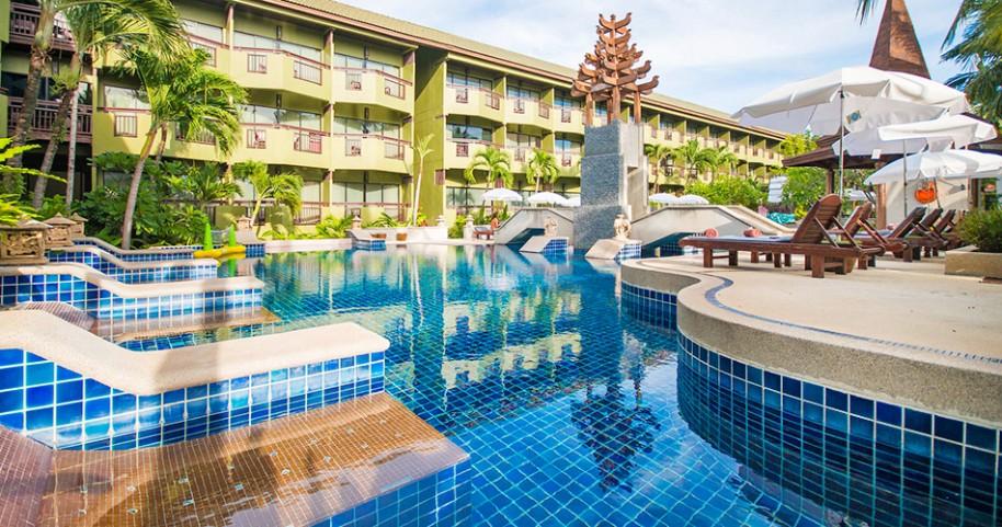 Hotel Phuket Island View (fotografie 15)