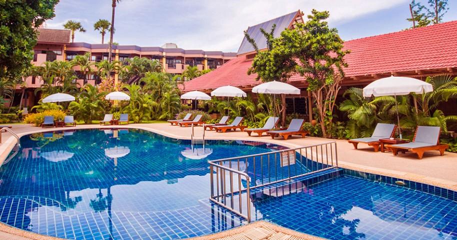 Hotel Phuket Island View (fotografie 14)