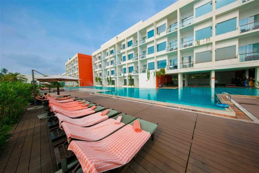Hotel Citrus Waskaduwa (fotografie 2)