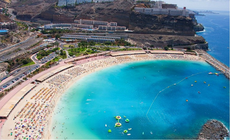 letovisko Playa Taurito na Gran Canaria