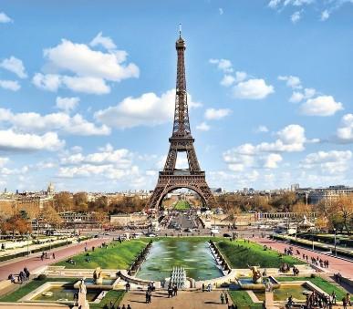 Paříž - Prodloužené letecké víkendy (hlavní fotografie)