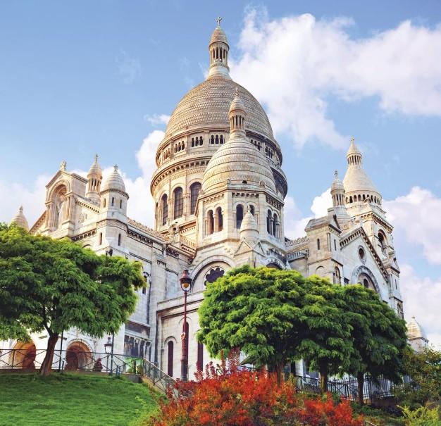 Kouzlo Paříže (fotografie 7)