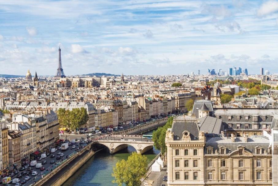Paříž - Prodloužené letecké víkendy (fotografie 7)